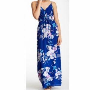 Yumi Kim Cleo Maxi Dress in Cobalt